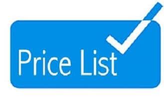 لیست قیمت گاوصندوق آرکا